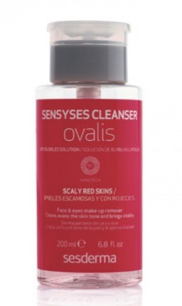 ovalis cleanser